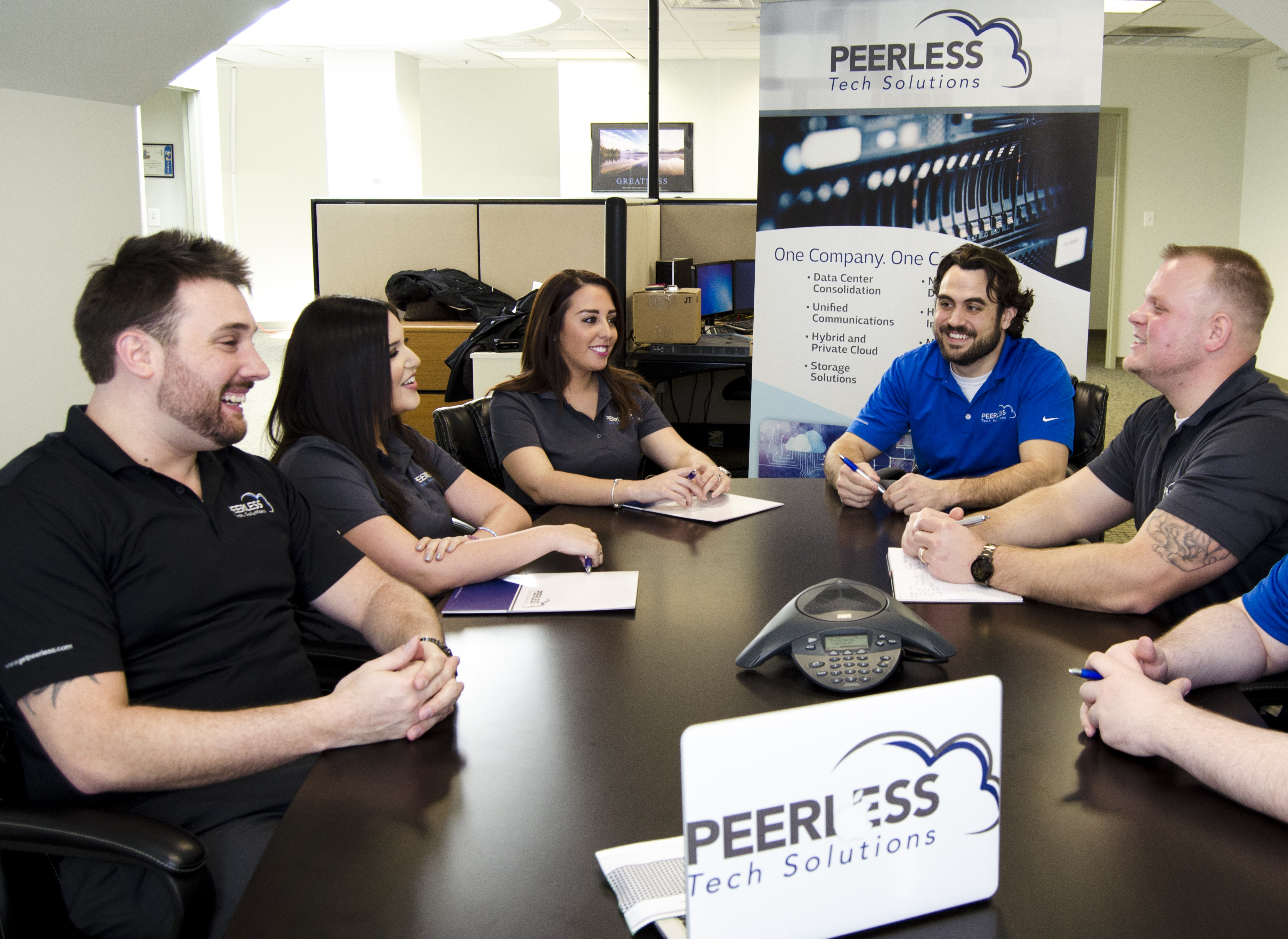 Staff | Peerless Tech Solutions
