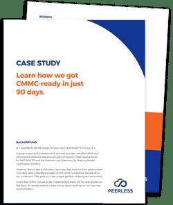 CMMC case study