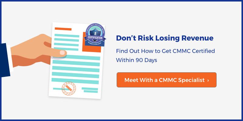 cta-Meet With a CMMC Specialist