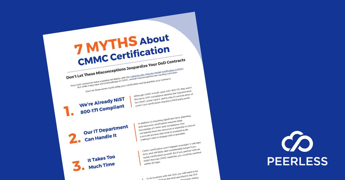 Linkedin-CMMC-7-myths
