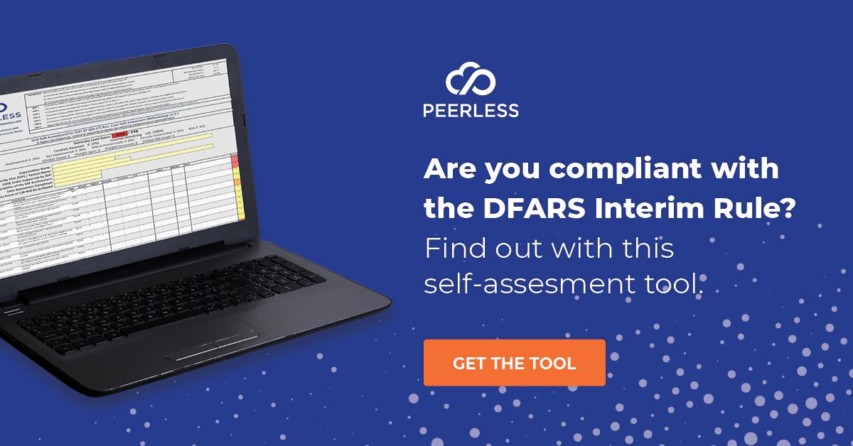 DoD Self-Assessment Tool